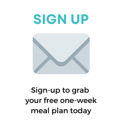 Sign-up to grab your free one-week meal plan today!